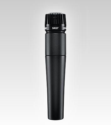 Shure 57 Microphone